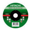 Hitachi/HiKOKI doorslijpschijf voor steen, vlak, type C24R, asgat 22,23 mm, 180 x 3 mm
