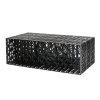 HeitkerBloc infiltratiekrat, 96 liter, exclusief geotextielomhulling, 200 x 400 x 1200 mm, zwart