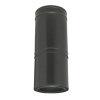 Dinak Deko pellets, rookgasafvoer overgangsstuk, type 143, 100 - 100 mm, l = 500 mm