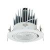 Adurolight® Premium Quality Line led Downlight Gimbal, Robin, wit, 45 W, 3000 K  detailimage_002 100x100