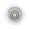 Adurolight® Premium Quality Line led Downlight Gimbal, Robin, wit, 45 W, 3000 K  detailimage_003 100x100