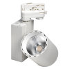 Adurolight® Premium Quality Line led railspot, Louise, wit, 30 W, 3000 K