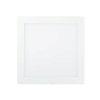Adurolight® Premium Quality Line led plafond lamp, Rudolf 240, vierkant, 18 W, 4000 K  detailimage_001 100x100