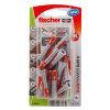 Fischer plug, type DuoPower, 8 x 40 mm, blister à 18 stuks
