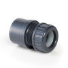 VDL klemkoppeling, inw./uitw. lijm x klem, type B, 110/125 x 90 mm (zacht)