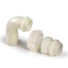 """BD standpijpkoppeling, nylon pa, 90°, buitendraad x slangtule, 2"""" x 50 mm"""