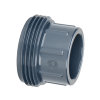 VDL draadeind voor 3-delige koppeling, inwendig lijm, 20 mm, type B