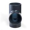 VDL pvc T-stuk 90°, 3x inwendig lijm, 10 bar, 225 mm  detailimage_001 100x100