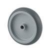 TENTE wiel, thermoplastisch rubber, 50 mm