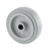 TENTE wiel, elastisch rubber, 100 mm