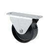 TENTE bokwiel, polyamide, plaatbevestiging, 25 mm,2198UOI025P60-40x17