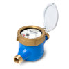 "Watermeter, type BETA-MJ-LFC, ¾"" L190, incl. koppelingen"