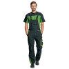 Cerva Allyn bretelbroek, zwart/groen, maat 46  detailimage_001 100x100