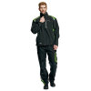 Cerva Allyn softshell jas, zwart/groen, maat S  detailimage_001 100x100