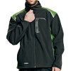 Cerva Allyn softshell jas, zwart/groen, maat S  detailimage_002 100x100