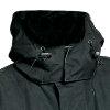 Cerva Emerton winterjas, zwart, maat L