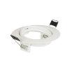 Adurolight® inbouwspot, kantelbaar, wit, excl. lamp  detailimage_001 100x100