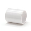 Nicoll pvc mof, 2x inwendig lijm, wit, RAL 9010, KOMO, 40 mm