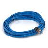 """Ebara kabel voor bronpompmotor, 4"""" Franklin SS, 4,00 - 7,50 kW, 4x 1,5 mm², 20 m"""