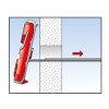 Fischer hollewandplug, type Duotec, 10 x 50 mm, blister à 2 stuks  detailimage_005 100x100