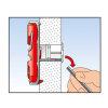 Fischer hollewandplug, type Duotec, 10 x 50 mm, blister à 2 stuks  detailimage_007 100x100