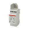 ABB hafonorm beltransformator, type 0918.006, eco, steekbaar, 230 V / 8 V - 1 A