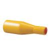 Pipelife slagvaste pvc verloopstuk, geel, Gastec QA, 2x spie, 110 x 63 mm