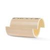 Pipelife pvc-u steunschalenset 160 mm, voor pe buis SDR 17,6