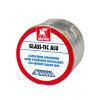 Griffon afdichtband op petrolatumbasis, Glass-tic Alu, b = 75 mm, l = 10 m, per rol