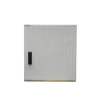Geyer kast, polyester, lichtgrijs, IP44, GR1/870, 870 x 785 x 320 mm, inclusief montageplaat