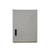 Geyer kast, polyester, lichtgrijs, IP44, GR1/1065, 1065 x 785 x 320 mm, inclusief montageplaat