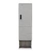 Geyer kast, polyester, lichtgrijs, IP44, 2010 x 583 x 277 mm