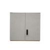 Geyer kast, polyester, lichtgrijs, IP44, GR2/1080, 1080 x 1115 x 470 mm