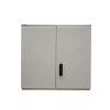 Geyer kast, polyester, lichtgrijs, IP44, GR2/1080, 1080 x 1115 x 635 mm