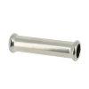 Bonfix PRESS overschuifkoppeling, rvs, 2x pers, 22 x 22 mm, Kiwa