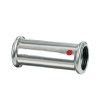 Bonfix PRESS overschuifkoppeling, staalverzinkt, 2x pers, 28 x 28 mm