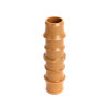 Netafim Schlauchverbinder, 16x16 mm, für Tropfbewässerungsschlauch 16 mm, VE: 10Stück