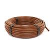 Netafim Tropfbewässerungsschlauch, 2l/h, L=30m, braun, 8mm, Tropfabstand 30 cm