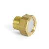 """Solarflex koppeling, Easy-Drill, met lasuiteinde voor koper, DN16, ¾"""" x 18 mm"""