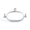 Solarflex bevestigingsset voor EWK geïsoleerde buis, set à 4 st, maat 2x 25/19 mm