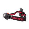 Coast LED zaklamp en hoofdlamp, led, incl. batterijen