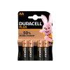 Duracell PlusPower alkaline batterij, Penlite/AA, blister à 4 stuks