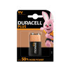 Duracell PlusPower alkaline batterij, 9V-block/E, blister à 1 stuks