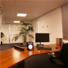 Adurolight® Premium Quality Line HCL led paneel, 600 x 600 mm, 50 W, non flicker
