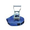 Promat spanband met ratelgesp, b = 25 mm, max. trekkracht 1500 kg, l = 4 m