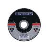 Promat afbraamschijf, d = 115 mm, dikte = 6 mm, gebogen, staal, boorgat 22,23 mm