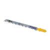 Promat decoupeerzaagblad, hout, l = 75 mm (WS), verp. à 5 st, tand 4,0 mm, getordeerd,snelle snede