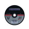 Promat doorslijpschijf, d = 115 mm, dikte = 1 mm, recht, staal, boorgat 22,23 mm