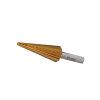 Promat getrapte plaatboor, HSS-TiN, boorbereik 24-40 mm, l = 89 mm
