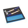 Promat hamerset, LD45, 2-delig, kunststofhamer 40 mm en bankhamer 500 g
